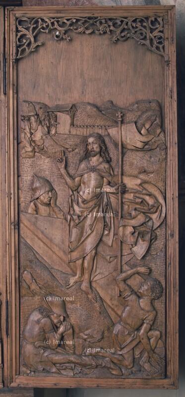 Auferstehung Christi von Riemenschneider Tilman-Umkreis