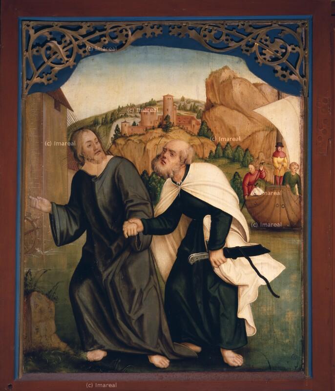 Berufung des Hl. Petrus von Schäufelein Hans