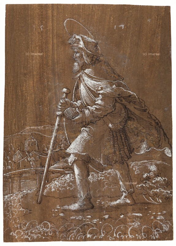Hl. Jakobus maior von Altdorfer Albrecht