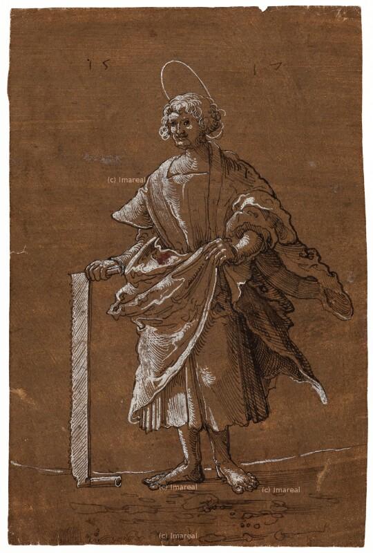 Hl. Simon von Altdorfer Albrecht